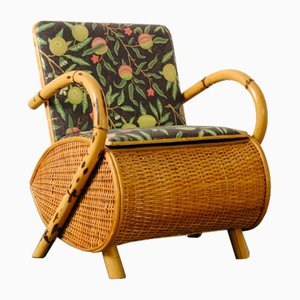 Sewing Lounge Chair, 1960s