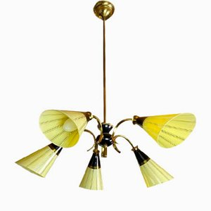 Vintage Chandelier from W.Germany