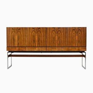 Vintage Rosewood Sideboard by Rudolf Bernd Glatzel for Fristho