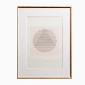 Abstract Zeichnung 026 von Björn Westphal