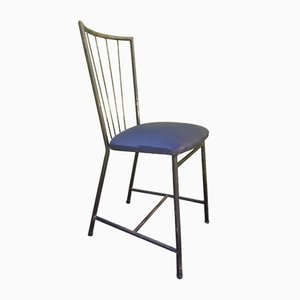 Dining Chairs Attributed to Colette Gueden for Atelier Primavera, 1940s, Set of 6