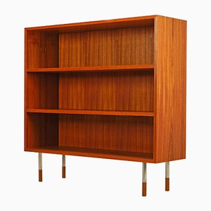 Teak Open Sideboard / Shelf, 1960s