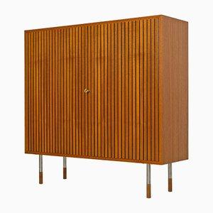 Vintage Teak Sideboard / Wall Cabinet, 1960s