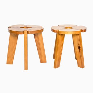 Vintage Stools by Lisa Johansson-Pape, Set of 2