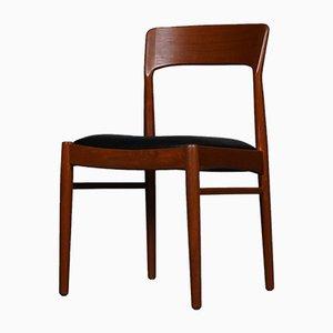 Mid-Century Teak 26 Dining Chair by Henning Kjærnulf for Korup Stolefabrik