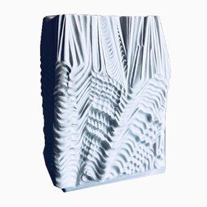 Vintage Wave Vase von Martin Freyer für Rosenthal Studio Line