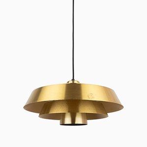 Danish Nova Pendant Lamp by Johannes Hammerborg for Fog & Morup, 1960s