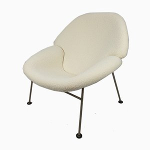 Mid-Century F555 Chair by Pierre Paulin for Artifort, 1960s