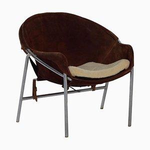 Danish Sling Chair by Erik Jørgensen for Bovirke, 1953