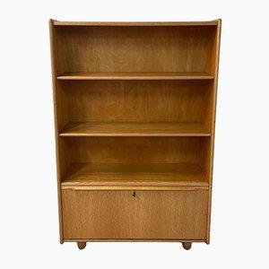 BE03 Eichenholz Bücherregal von Cees Braakman für UMS Pastoe, 1950er