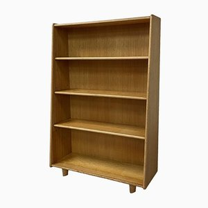 BE03 Oak Bookcase by Cees Braakman for UMS Pastoe, 1950s