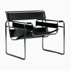 Sedia Wassily B3 Bauhaus di Gavina