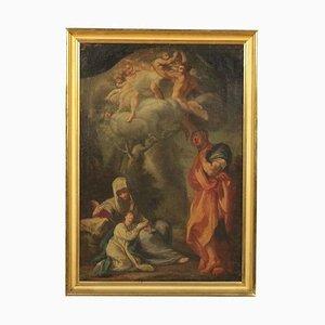 Porta Ferdinando, olio su tela