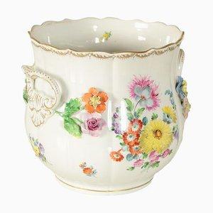 Vase Übertopf aus Porzellan