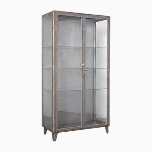 Steel Vertical Double Cabinet