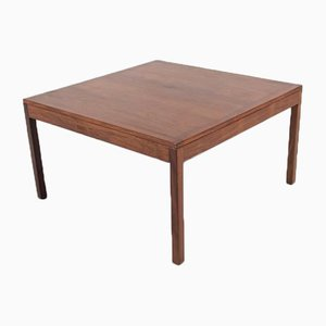Danish Walnut Coffee Table, 1960s