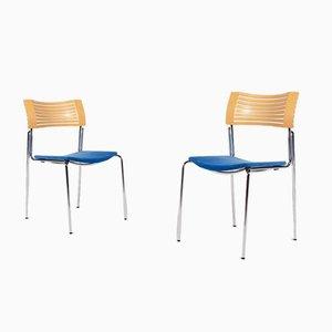 Danish Chairs by Magnus Olesen, Set of 8