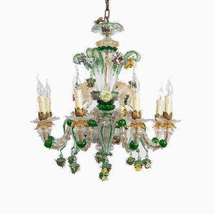 Venezianischer Murano Glas Kronleuchter