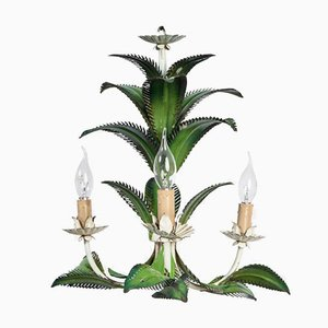 Lampadario vintage a forma di palma