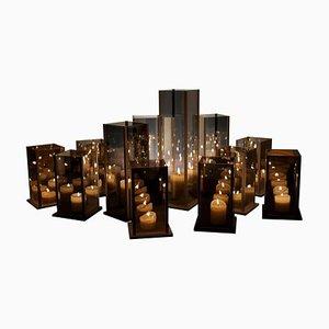 Kaleido Kerzenhalter von Arturo Erbsman, 12er Set