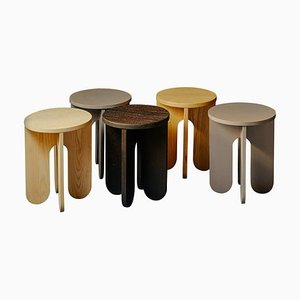 Capsule Stools by Owl, Set of 5