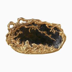 Gilt Bronze Pocket Holder, 19th Century