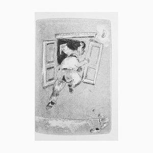 Marc Chagall, Maternité, Buch mit Radierungen, 1926