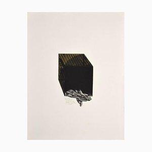 Handschuh, Radierung, 1972