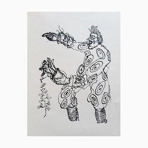 Rose Des Vents, Buch Illustriert von Marc Chagall, 1920