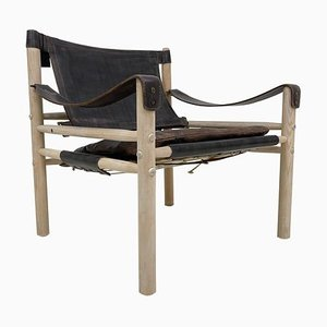 Scandinavian Model Sirocco Chair by Arne Norell for Arne Norell AB
