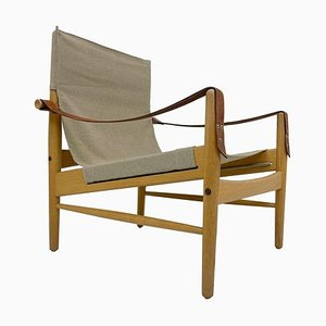 Gazelle Safari Lounge Chair by Hans Olsen, 1960s