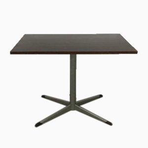 Vintage Side Table in Rosewood Veneer