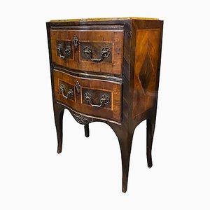 Small Antique Italian Louis XV Dresser, Mid 18th Century