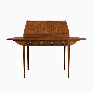 Antique English Cotswold School Correspondence Desk