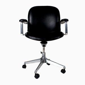 Chaise de Bureau par Ico Parisi pour MIM Roma, Italie