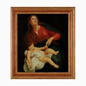 Angelo Granati, Maternità, Öl auf Leinwand