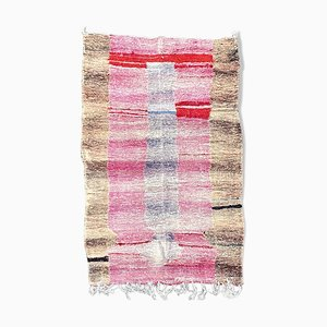 Vintage Berber Kelim Teppich