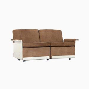 Deutsches Nubuck RZ 62 2-Sitzer Sofa von Dieter Rams für Vitsœ, 1962
