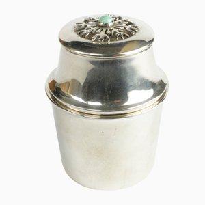 Silver Jar from Markströms