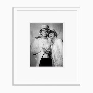 Some Like It Hot Archival Pigment Print Framed in White by Bettmann
