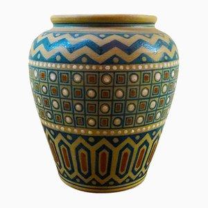 Vintage Vase von Galileo Chini