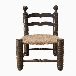 Chaise Vintage par Charles Dudouyt