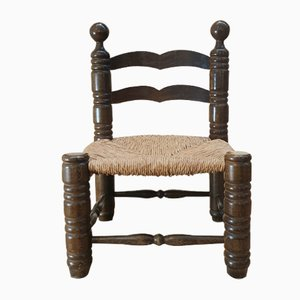 Vintage Chair by Charles Dudouyt
