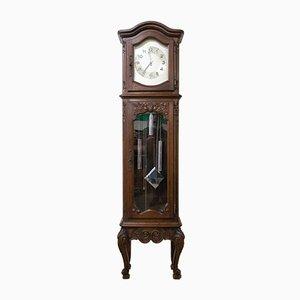 Orologio Louis XV o orologio a pendolo Mid-Century con carillon