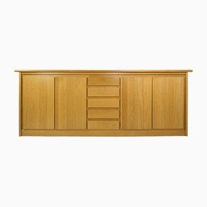Vintage Eichenholz Sideboard