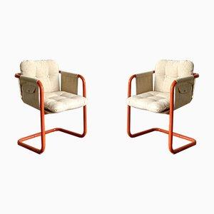 Stühle, 1980er, 2er Set