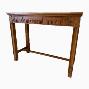Alter Communion Table
