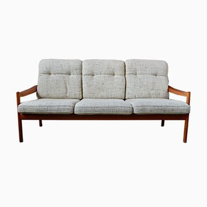 Scandinavian 3-Seater Sofa from Walter Knoll, 1960s