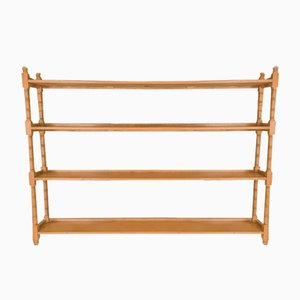 Regency Faux Bamboo Shelf