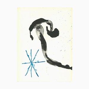 Joan Miró, Blue Star, 1963